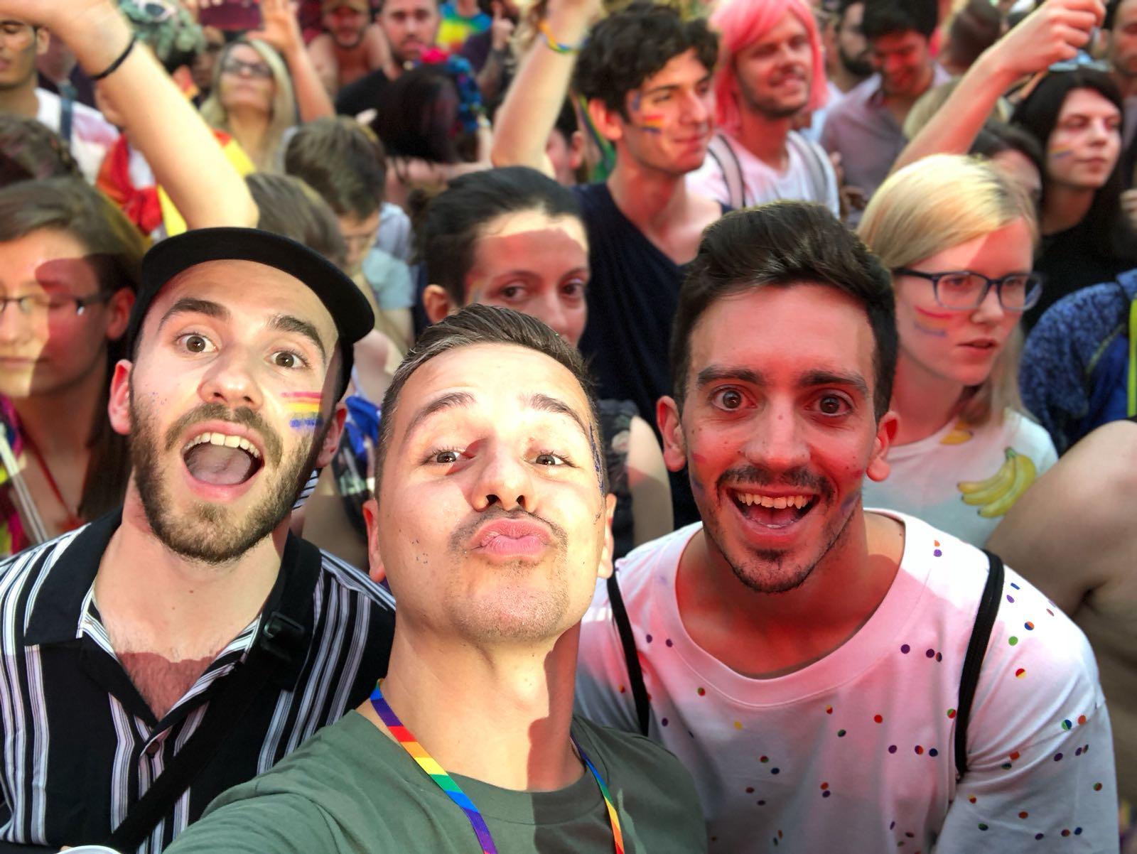 Experiencia de Javi, Viena, 2018 – Las Niñas del Tul